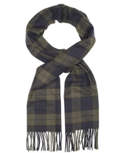 Eton Wool Scarf Blackwatch i gruppen Accessoarer / Halsdukar hos Care of Carl (12012410)