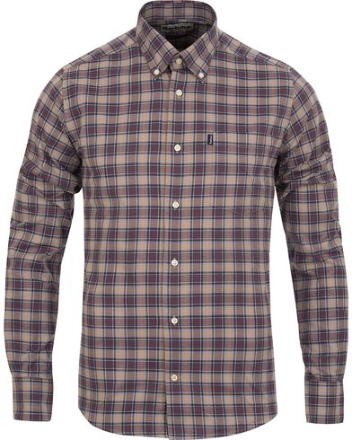 Barbour Lifestyle Malcolm Tailord Fit Shirt Modern Tartan i gruppen Skjorter / Casual skjorter hos Care of Carl (12018911r)
