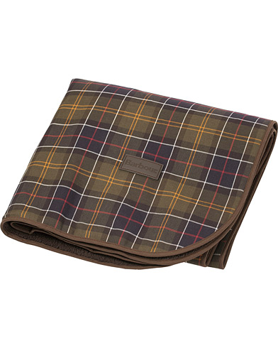 Barbour Heritage Dog Blanket Classic/Brown  i gruppen Accessoarer / Livsstil / Till hunden hos Care of Carl (12020310)