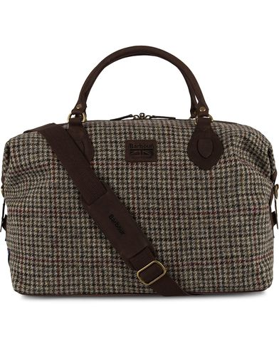 Barbour Lifestyle Knowlton Explorer Travel Bag Brown  i gruppen Vesker / Weekendbager hos Care of Carl (12021010)
