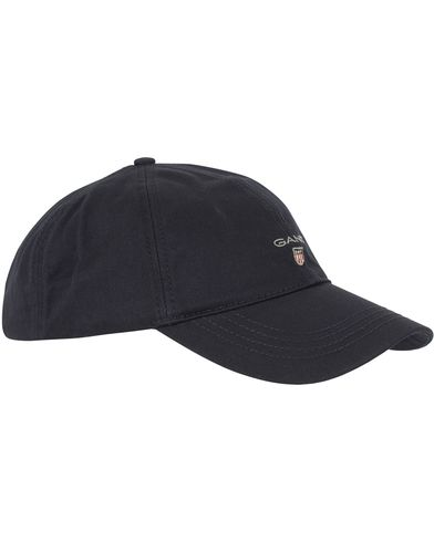 GANT Twill Cap Navy  i gruppen Tilbehør / Kasketter / Baseball caps hos Care of Carl (12036910)
