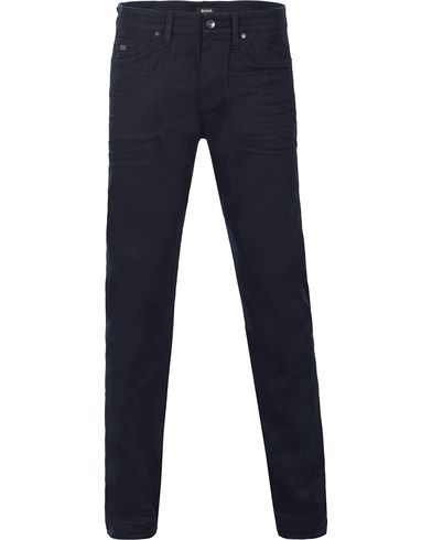 BOSS Delaware 3 Jeans Blue i gruppen Kläder / Jeans / Smala jeans hos Care of Carl (12070011r)