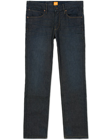 Boss Orange Orange 63 Slim Fit Jeans Dark Blue i gruppen Jeans / Smale jeans hos Care of Carl (12071511r)