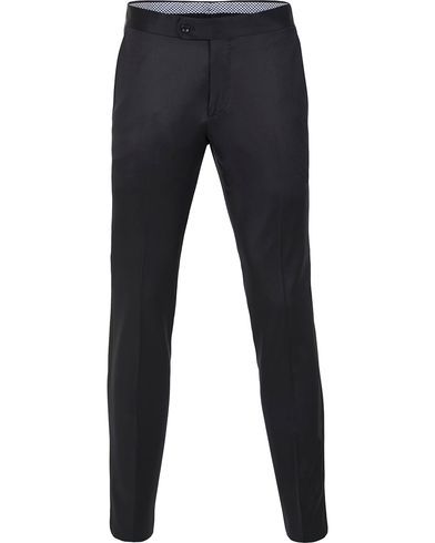 Morris Heritage Mike Tuxedo Trousers Navy i gruppen Bukser / Smokingbukser hos Care of Carl (12094711r)