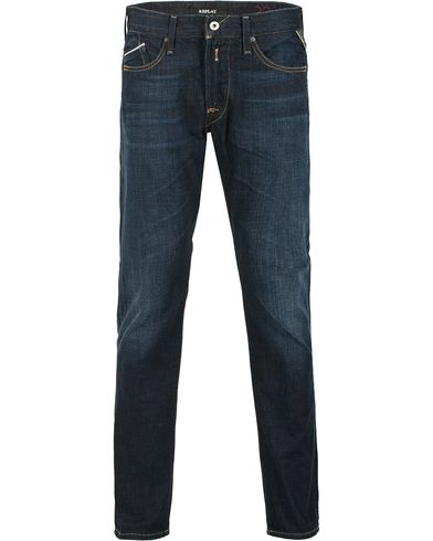 Replay M983 Waitom Jeans Blue i gruppen Jeans hos Care of Carl (12135611r)