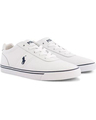 Polo Ralph Lauren Hanford Sneaker White i gruppen Skor hos Care of Carl (12158811r)
