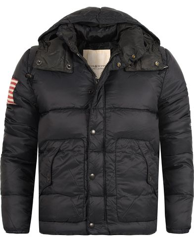 Denim & Supply Ralph Lauren Down Fill Jacket Black i gruppen Jackor / Vadderade Jackor hos Care of Carl (12188611r)