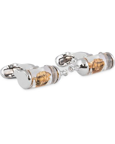Paul Smith Ship in a Bottle Cufflinks   i gruppen Design A / Assesoarer / Mansjettknapper hos Care of Carl (12207310)