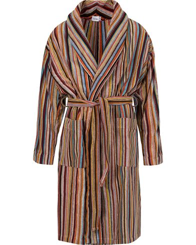 Paul Smith Robe Multistripe i gruppen Kläder / Underkläder / Morgonrockar hos Care of Carl (12210311r)