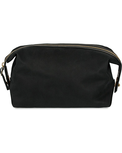 Paul Smith Washbag Canvas Black  i gruppen Vesker / Toalettmapper hos Care of Carl (12211010)