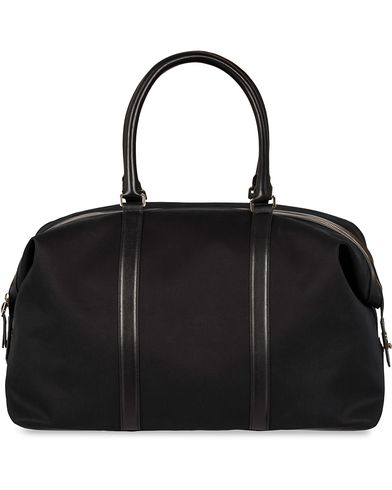 Paul Smith Holdall Canvas Weekend Bag Black  i gruppen Accessoarer / Väskor / Weekendbags hos Care of Carl (12211110)