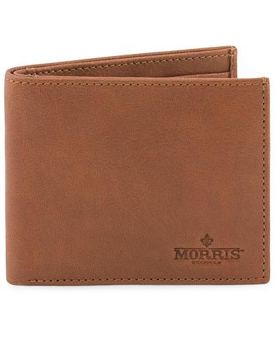 Morris Credit Card Wallet Cognac  i gruppen Assesoarer hos Care of Carl (12213510)