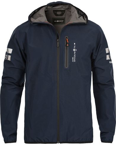 Sail Racing Gore-Tex Link Hood Jacket Navy i gruppen Jakker / Skalljakker hos Care of Carl (12218811r)