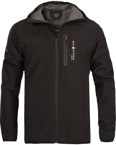 Sail Racing Gore-Tex Link Hood Jacket Carbon i gruppen Klær / Jakker / Skalljakker hos Care of Carl (12218911r)
