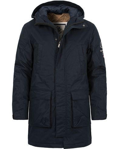 Henri Lloyd Transglobe Expedition Parka Navy i gruppen Klær / Jakker / Parkas hos Care of Carl (12234411r)