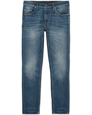Tiger of Sweden Jeans Pistolero Cant Bright Blue i gruppen Jeans / Avsmalnende jeans hos Care of Carl (12248911r)
