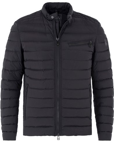 Belstaff Tamworth Stretch Down Jacket Black i gruppen Jakker / Vatterte jakker hos Care of Carl (12259911r)