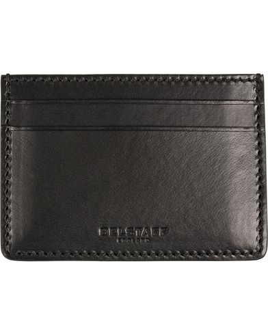 Belstaff Handfold Credit Card Holder Black  i gruppen Assesoarer / Lommebøker / Kortholdere hos Care of Carl (12260710)