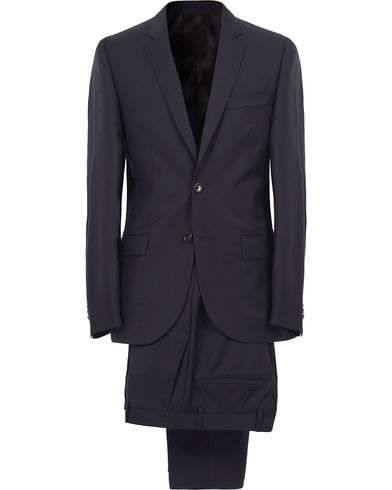 PS by Paul Smith Gents Wool Suit Navy i gruppen Klær / Dresser hos Care of Carl (12276311r)