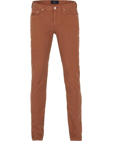PS by Paul Smith Slim Fit Jeans Tobacco i gruppen Jeans / Avsmalnande jeans hos Care of Carl (12278111r)