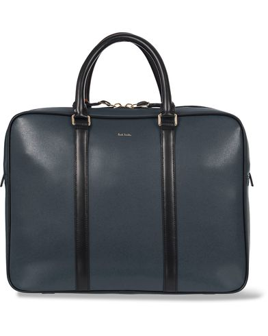 Paul Smith Briefcase Dark Navy  i gruppen Assesoarer / Vesker / Dokumentvesker hos Care of Carl (12280310)
