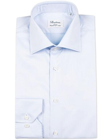 Stenströms Slimline Shirt Blue i gruppen Skjorter / Formelle skjorter hos Care of Carl (12290211r)