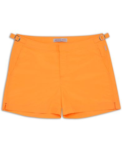 Orlebar Brown Setter Short Length Swim Shorts Sunburst i gruppen Kläder / Badbyxor hos Care of Carl (12292111r)