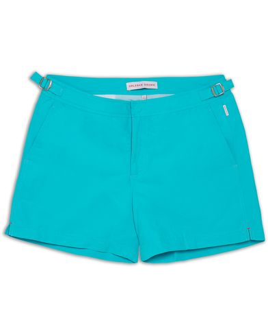 Orlebar Brown Setter Short Length Swim Shorts Atoll i gruppen Badbyxor hos Care of Carl (12292211r)