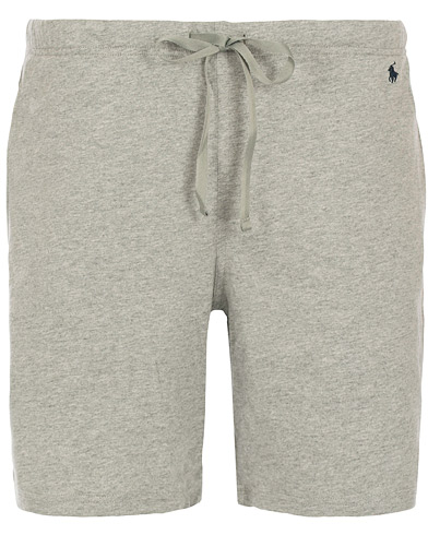 Polo Ralph Lauren Sleep Shorts Heather Grey i gruppen Underkl�der / Pyjamas hos Care of Carl (12297711r)