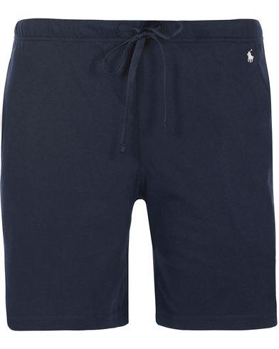 Polo Ralph Lauren Sleep Shorts Cruise Navy i gruppen Kläder / Underkläder / Pyjamas / Pyjamasbyxor hos Care of Carl (12297811r)