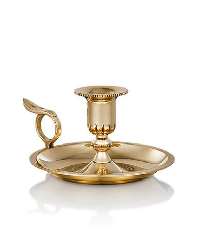 Skultuna Chamber Candlestick Brass  i gruppen Assesoarer hos Care of Carl (12298710)