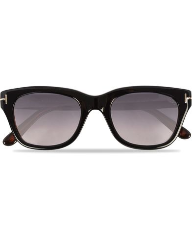 Tom Ford Snowdon FT0237 Sunglasses Black  i gruppen Solglasögon / D-formade solglasögon hos Care of Carl (12301810)