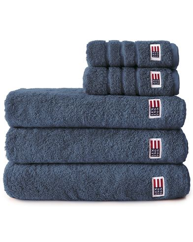 Lexington Home Original Towel  Denim Blue i gruppen Assesoarer hos Care of Carl (12304611r)