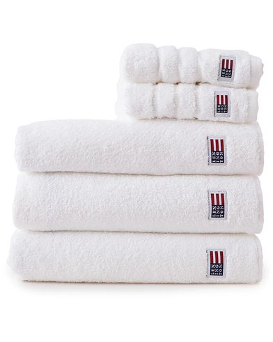 Lexington Home Original Towel White i gruppen Assesoarer / Livsstil / Til hjemmet hos Care of Carl (12304811r)