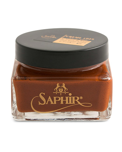 Saphir Medaille d'Or Creme Pommadier 1925 75 ml Cognac  i gruppen Sko hos Care of Carl (12305610)
