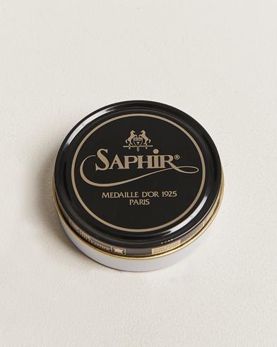 Saphir Medaille d'Or Pate De Lux 50 ml Cognac  i gruppen Sko / Skopleie / Skopleieprodukter hos Care of Carl (12306610)