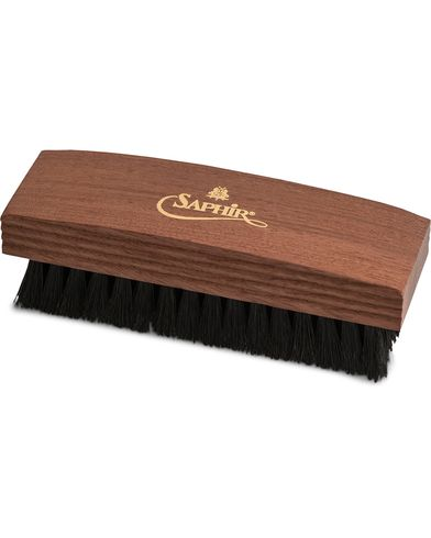 Saphir Medaille d'Or Gloss Cleaning Brush Large Black  i gruppen Sko / Skopleie / Skopusseredskap hos Care of Carl (12306810)