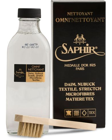 Saphir Medaille d'Or Omni'Nettoyant Cleaner Neutral  i gruppen Sko / Skopleie / Skopleieprodukter hos Care of Carl (12307110)