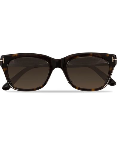 Tom Ford Snowdon FT0237 Sunglasses Havana  i gruppen Solglasögon / D-formade solglasögon hos Care of Carl (12307610)
