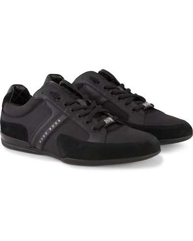 Boss Green Spacit Sneaker Black i gruppen Sko / Sneakers / Sneakers med lavt skaft hos Care of Carl (12310311r)