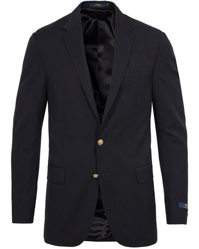 Polo Ralph Lauren Clothing Club Blazer Navy i gruppen Kavajer / Enkelknäppta kavajer hos Care of Carl (12403211r)