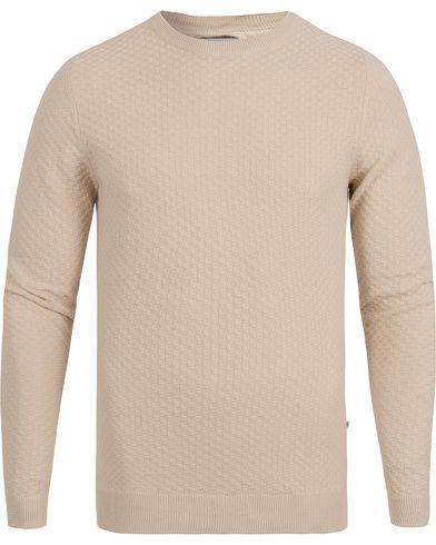 NN07 Albert Cotton Sweater Kit i gruppen Tr�jor / Stickade Tr�jor hos Care of Carl (12405211r)