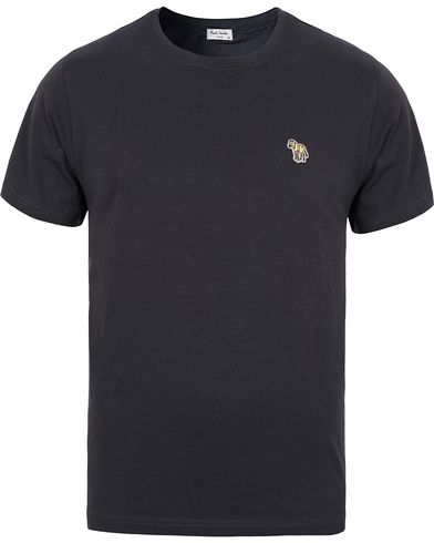PS by Paul Smith Regular Fit Logo Tee Navy i gruppen T-Shirts / Kortermede t-shirts hos Care of Carl (12440011r)