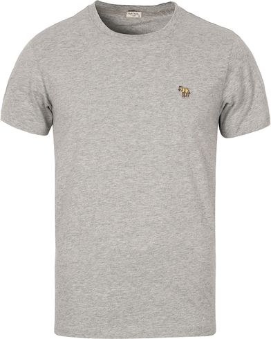 PS by Paul Smith Regular Fit Logo Tee Melange i gruppen T-Shirts / Kortermede t-shirts hos Care of Carl (12440211r)