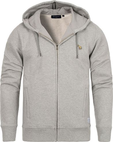 PS by Paul Smith Zip Sweater Zebra Melange i gruppen Gensere / Hettegensere hos Care of Carl (12440611r)