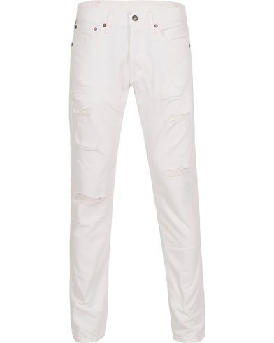 Denim & Supply Ralph Lauren Slim Fit Jeans Coolidge Shredded i gruppen Klær / Jeans / Avsmalnende jeans hos Care of Carl (12452611r)
