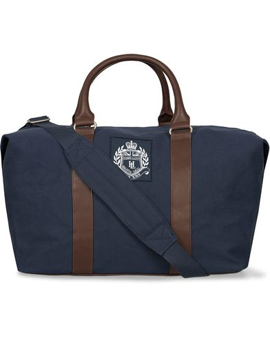 Henri Lloyd Hayton Overnighter Navy  i gruppen Accessoarer / Väskor / Weekendbags hos Care of Carl (12458110)