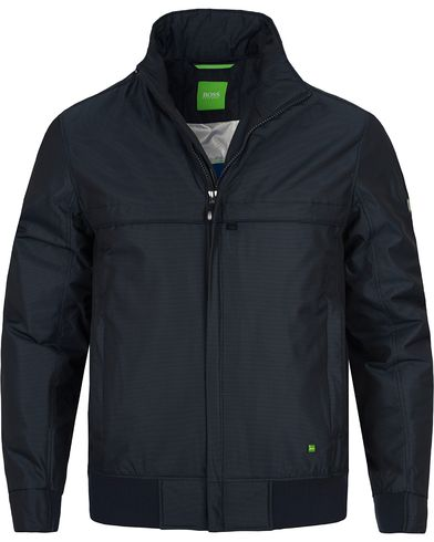 BOSS Green Jadon 19 Jacket Navy i gruppen Klær / Jakker / Tynne jakker hos Care of Carl (12486611r)