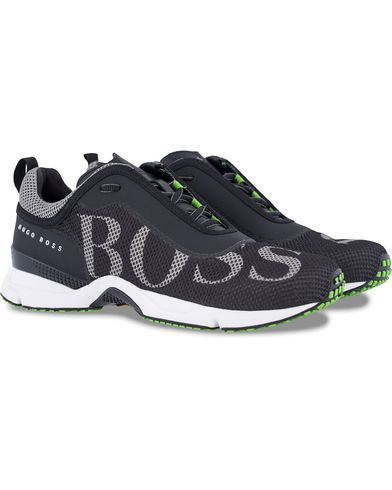 BOSS Green Velox Running Sneaker Black/Grey i gruppen Sko / Sneakers / Running sneakers hos Care of Carl (12488411r)