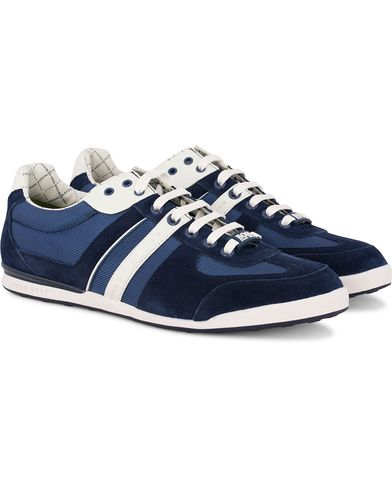 BOSS Green Akeen Sneaker Medium Blue i gruppen Skor / Sneakers / Låga sneakers hos Care of Carl (12488811r)